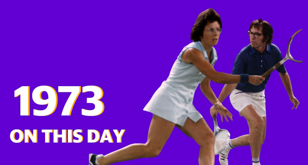 On This Day: The claim that ignited 1973's 'Battle of the Sexes'