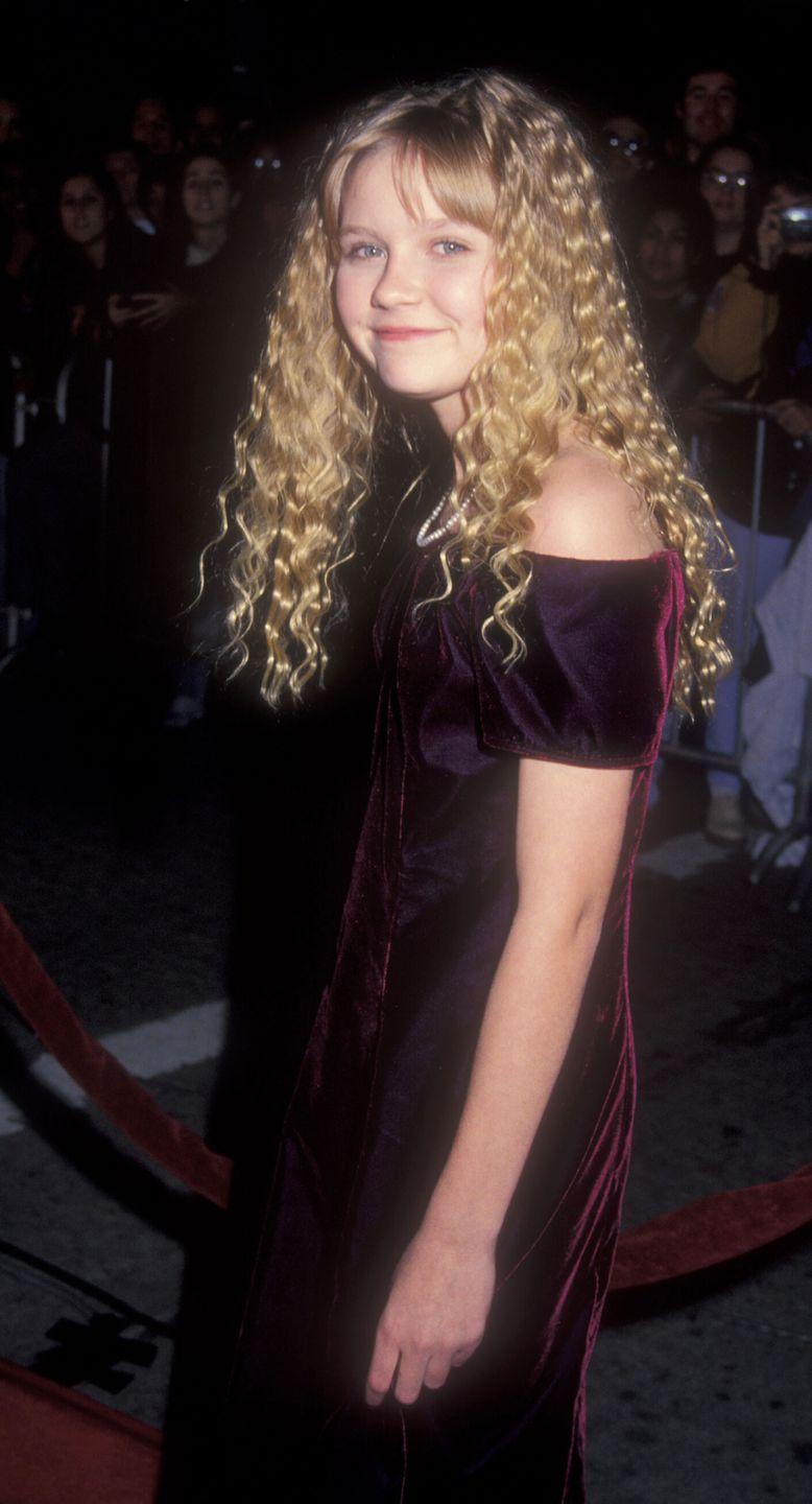 <p>Kirsten Dunst rocked a head of ringlet curls when she walked her first red carpet at the age of 11 for <em>Interview with a Vampire. </em>The actress propelled into the spotlight afterward with roles in films like <em>Bring It On </em>and <em>Spiderman</em>. </p>