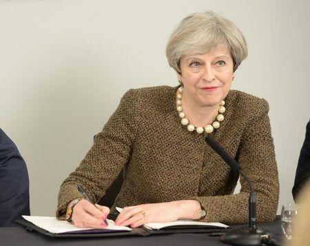 Primeira-ministra britânica, Theresa May