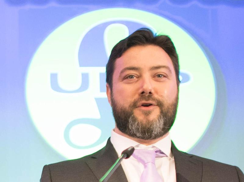 """Police are investigating whether Ukip election candidate Carl Benjamin broke the law by suggesting he """"might"""" rape Labour MP Jess Phillips (Picture: PA)"""