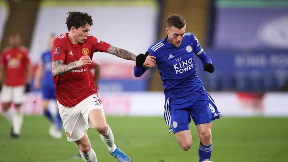 Leicester City v Manchester United: Emirates FA Cup Quarter Final | Alex Pantling/Getty Images