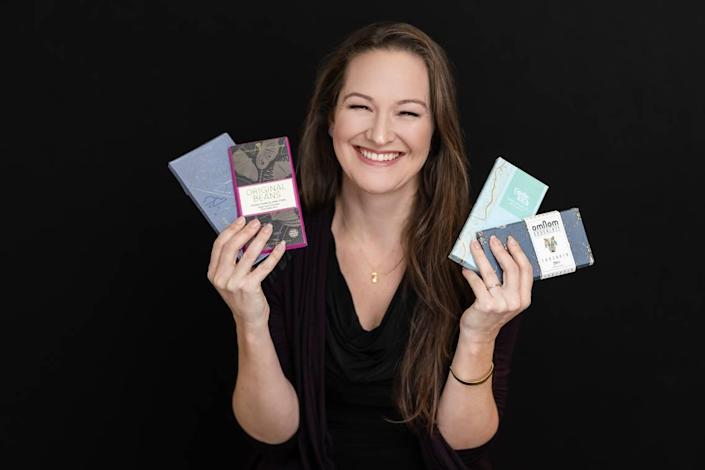 Jessica Henderson of Chocolate Monkey will share expert information at the virtual Celebrating Women in Chocolate tasting on March 8.