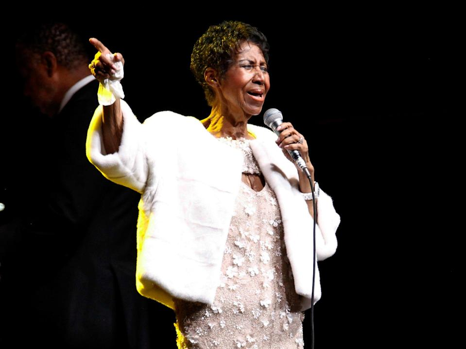 Aretha Franklin documentary shelved for 46 years is finally getting released