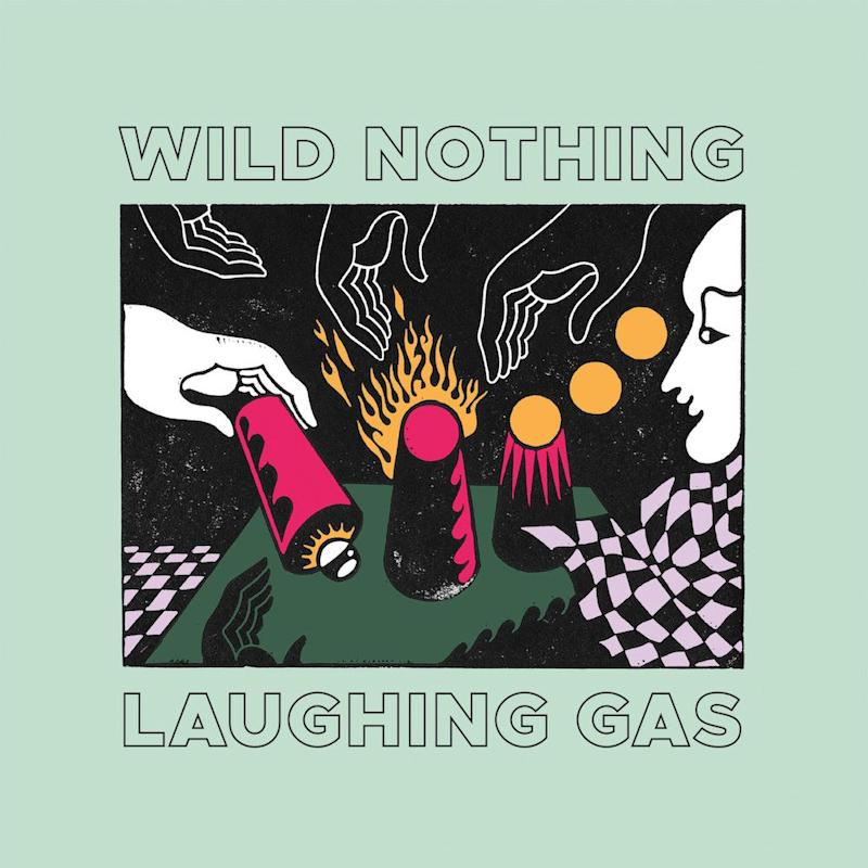 wild nothing laughing gas artwork Wild Nothing announces new Laughing Gas EP, plus 10th anniversary Gemini tour