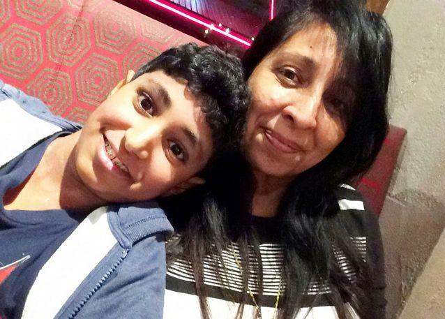Karanbir Cheema, 13, died after spending nearly two weeks in hospital from an allergic reaction from a cheese. Source: Supplied