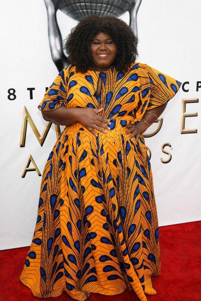 """<p>Gabourey Sidibe got her first taste of acting while working at a phone-sex company before her breakout role in <em>Precious</em>. The actress told <em><a href=""""https://people.com/celebrity/gabourey-sidibe-worked-phone-sex-company/"""" rel=""""nofollow noopener"""" target=""""_blank"""" data-ylk=""""slk:People"""" class=""""link rapid-noclick-resp"""">People</a></em> she had the job for three years and that she was """"actually pretty good at it."""" </p><p>She fielded calls for two months before being promoted. """"I knew that when people were asking me, 'So have you had any acting training?' my acting school was on the phone, pretending to be some super-young 21-year-old college girl named Melody,"""" she said. """"I know that was my acting! But I felt too stupid to say it."""" </p>"""
