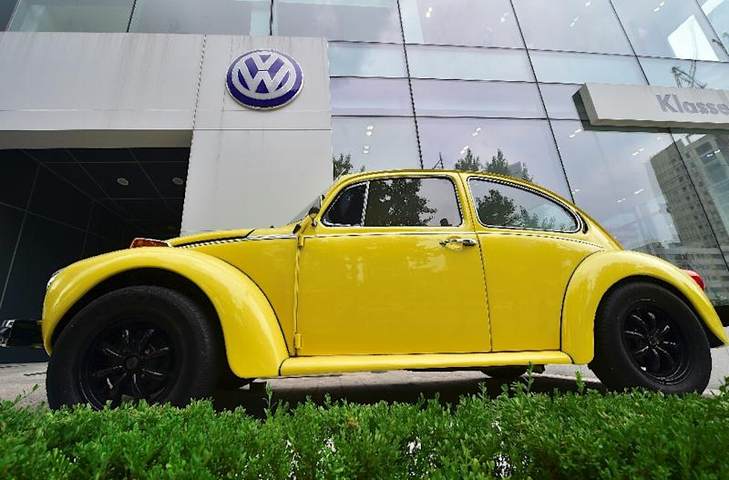 Korea bans sales and cancels certifications of 32 VW Audi cars