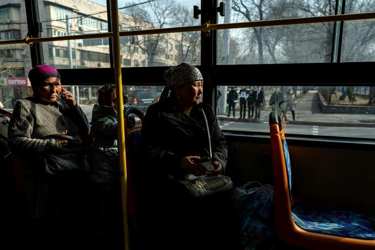 Gulnur Kosdaulet was spared detention, she believes, only because of her Kazakh passport