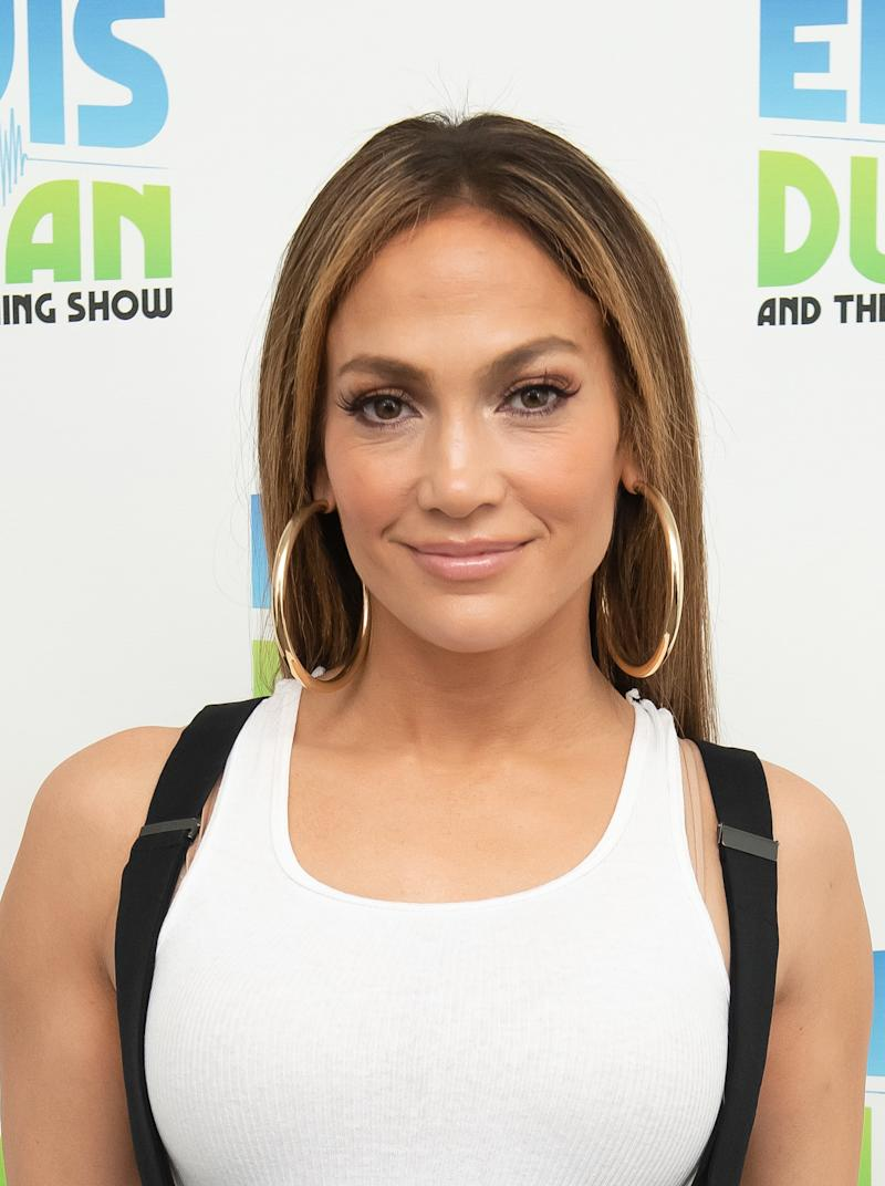 a0e9e751567 Jennifer Lopez Dodges Controversial Question from Her Own Daughter