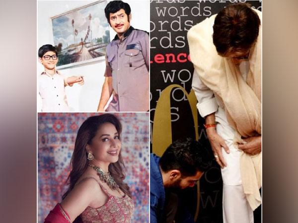 Pictures shared by Bollywood celebrities (Image source: Instagram)