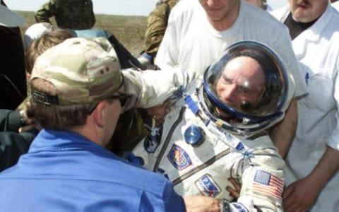 <span>Denis Tito is one of only a handful of paying civilians who have been in orbit around the earth</span> <span>Credit: Reuters </span>