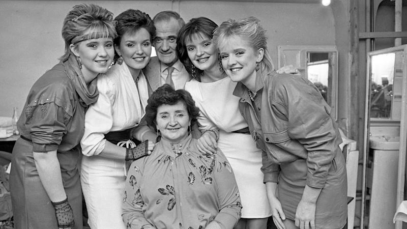 Maureen and Tommy Nolan formed The Singing Nolans with their children in 1963 (Getty)