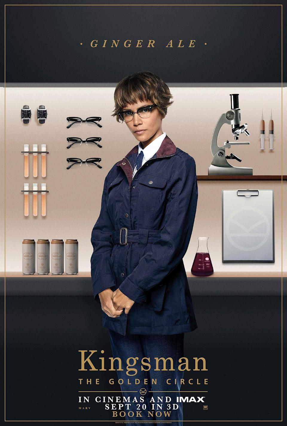 <p>Halle Berry as Ginger Ale (20th Century Fox) </p>