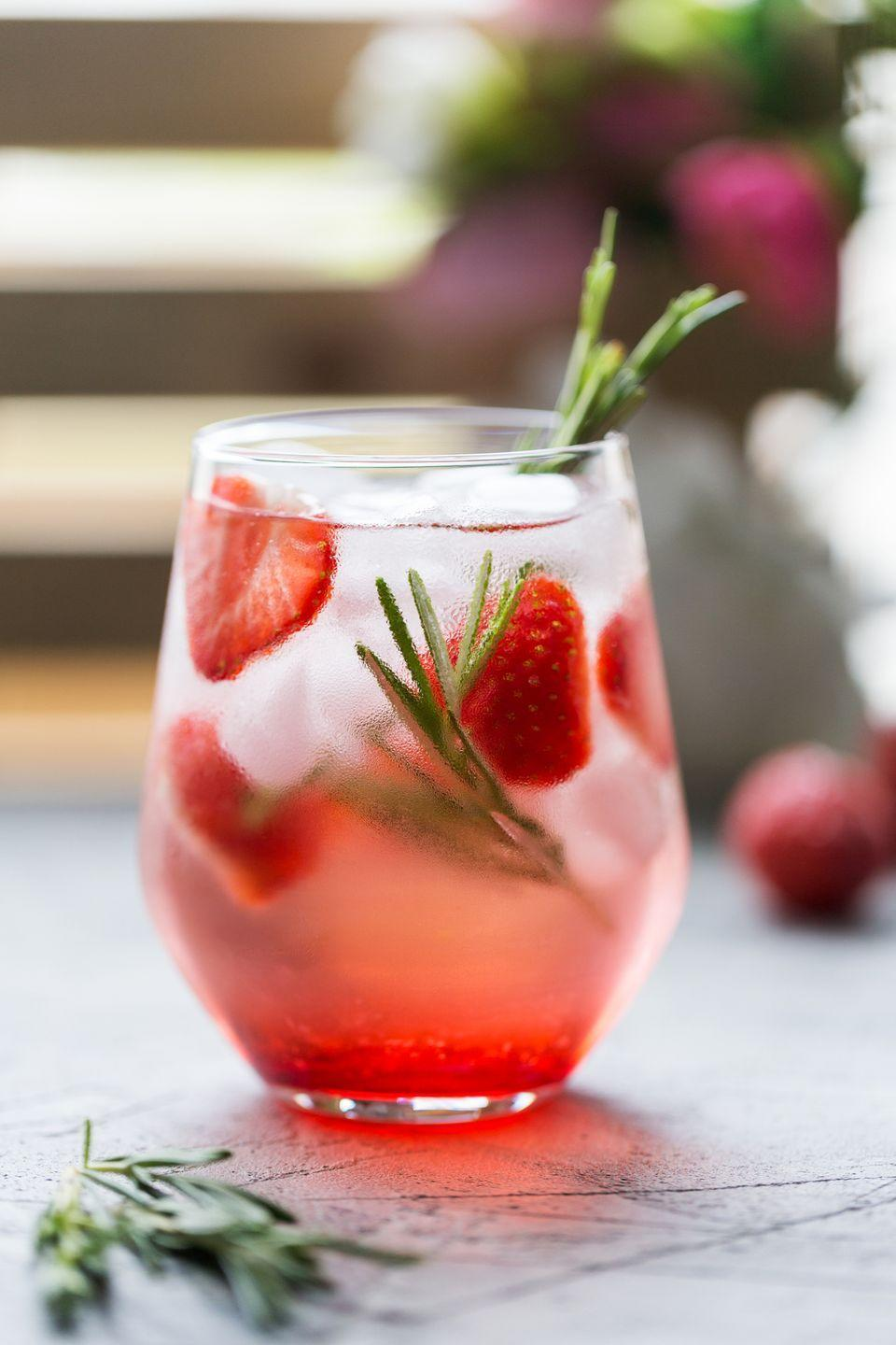 """<p>If you don't already know, now you do: LaCroix cocktails are the easiest and most refreshing drink you can make. Pick your pleasure, add a splash of vodka, and stir. Need ideas? Try this strawberry spritzer from <a href=""""http://sunnysweetdays.com/2014/03/spiked-strawberry-spritzer-recipe.html"""" rel=""""nofollow noopener"""" target=""""_blank"""" data-ylk=""""slk:Sunny Sweet Days."""" class=""""link rapid-noclick-resp"""">Sunny Sweet Days.</a></p>"""