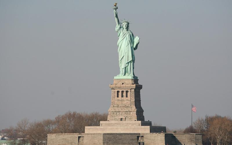 The Statue of Liberty - Martin Keene/PA Wire