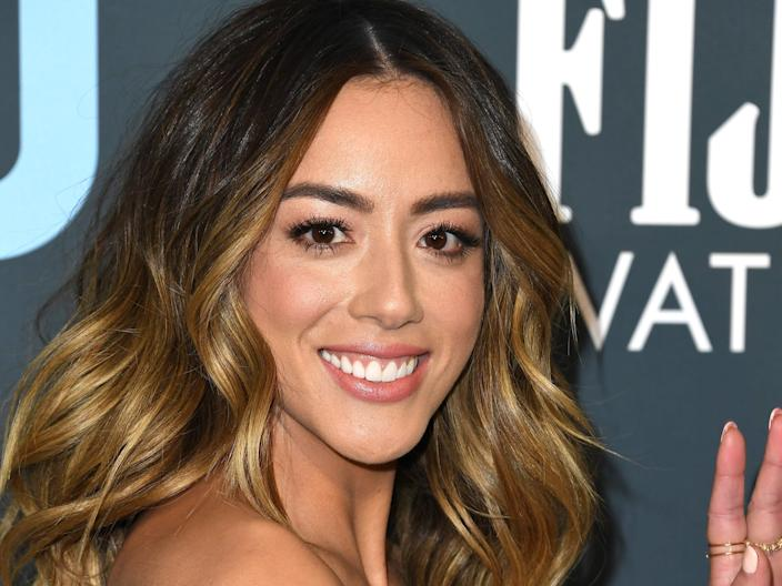 Chloe Bennet from Marvel's Agents of Shield