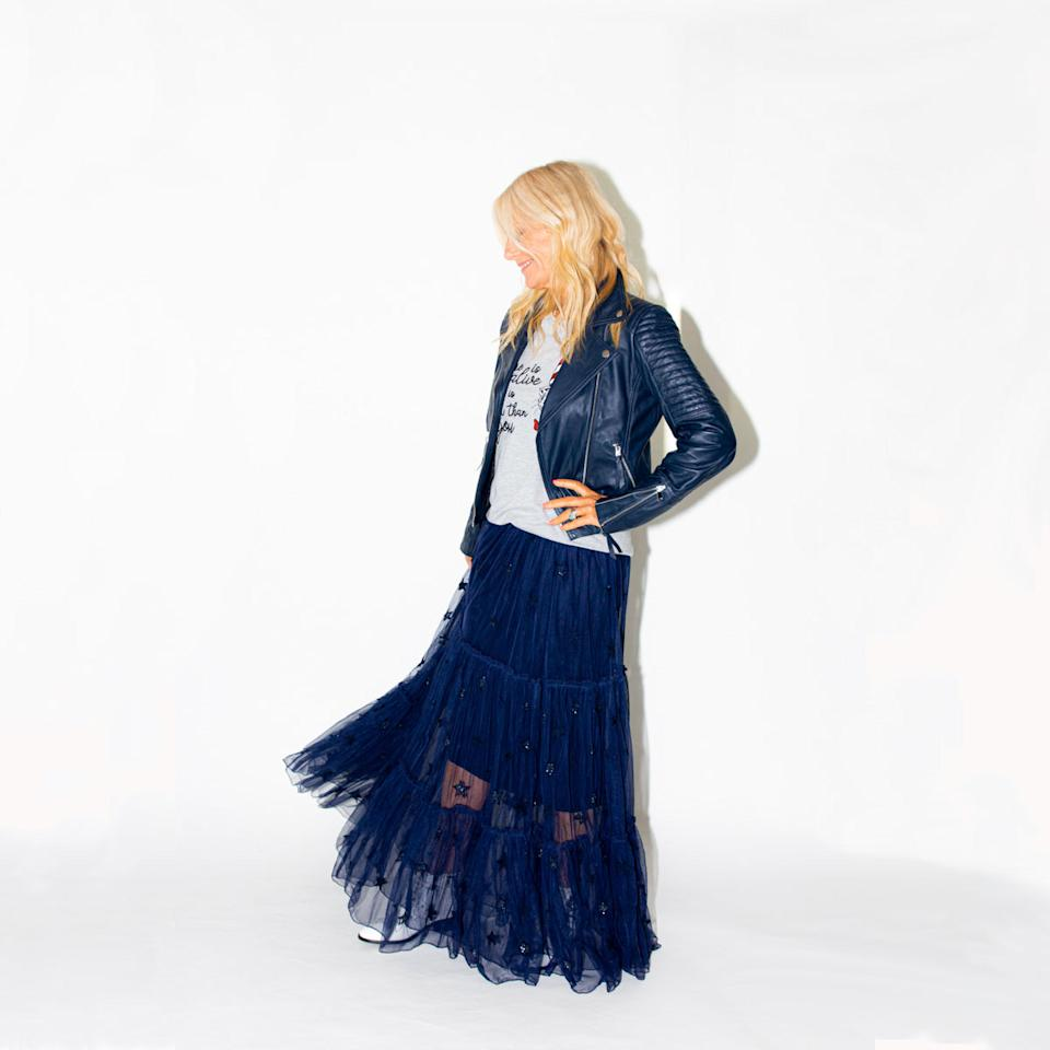 Gaby Roslin appears on the latest episode of The Attitude (Photography: Adiam Yewande)