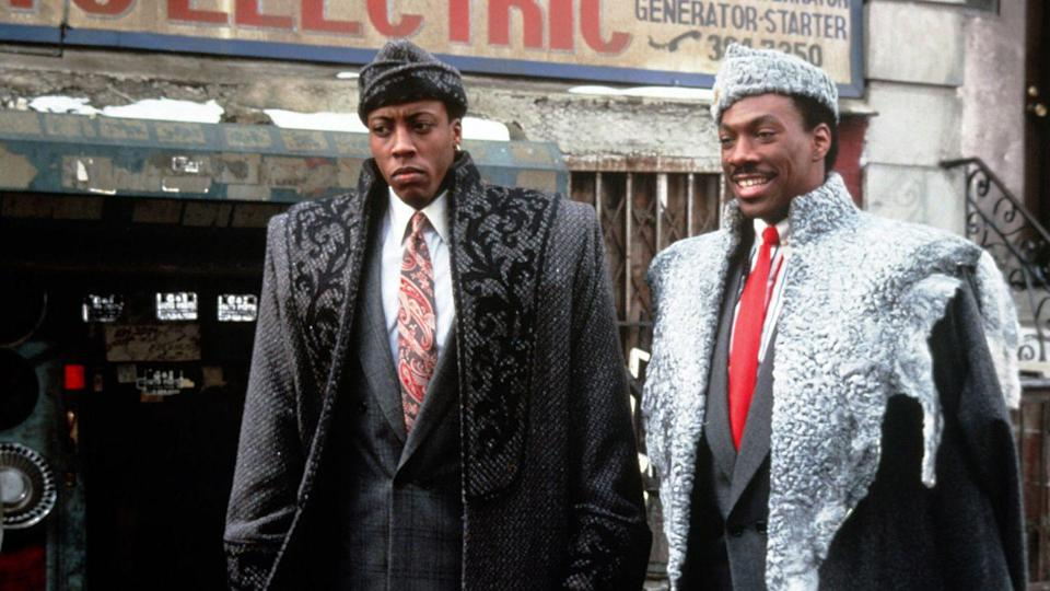 <p>It's been over 30 years since the comedy classic <em>Coming to America</em> arrived in theaters, and fans have been clamoring for more ever since. When a former Prince (Eddie Murphy) is set to become King of Zamunda, a newly surfaced son sends him back to the streets of America. Expect to catch the laughs on December 18, 2020.<br></p>