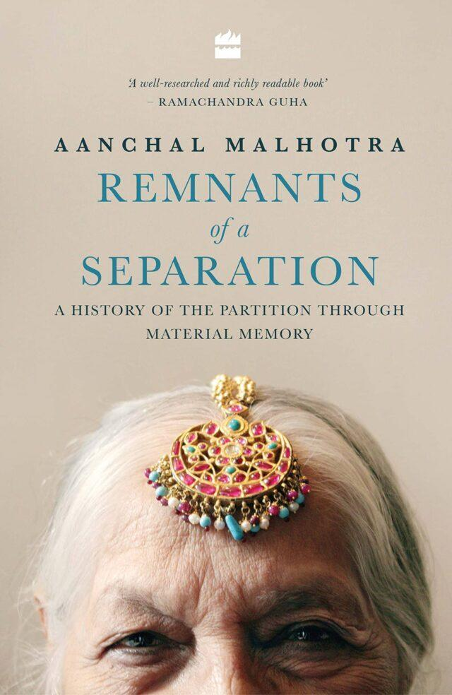 Cover of Remnants of a Separation