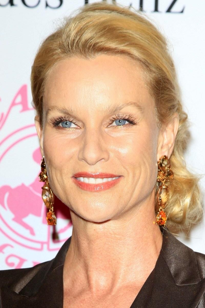 Nicollette Sheridan at the Carousel Of Hope Ball in 2012