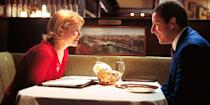 "<p>As romantic as a Paul Thomas Anderson pursuit can get, <em>Punch-Drunk Love</em>, his follow-up to the oeuvre of misery that is <em>Magnolia</em>, is a trippy, joyous, and oftentimes volatile story about a sad sack (Adam Sandler), the English woman (Emily Watson) he might love, and the extortionist he for sure hates. <a class=""link rapid-noclick-resp"" href=""https://www.amazon.com/Punch-Drunk-Love-Jason-Andrews/dp/B001B6RF3M/?tag=syn-yahoo-20&ascsubtag=%5Bartid%7C10056.g.6498%5Bsrc%7Cyahoo-us"" rel=""nofollow noopener"" target=""_blank"" data-ylk=""slk:Watch Now"">Watch Now</a></p>"
