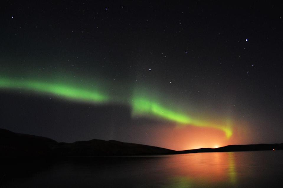 """<p><strong>Looks like: </strong>Norway</p><p>If you had earmarked 2020 to be the year you'd finally see the Northern Lights, then fear not - head to Shetland, an island off the coast of Scotland which lies closer to the north pole than any other part of the British Isles. Autumn and winter are the best times to be in with a chance of seeing the Northern Lights, or aurora borealis, because the evenings are darker. All you need is a clear night and you'll see the sky take on a greenish glow.</p><p><strong>Stay at:</strong> <a href=""""http://burrastowhouse.co.uk/en/"""" rel=""""nofollow noopener"""" target=""""_blank"""" data-ylk=""""slk:Burrastow House,"""" class=""""link rapid-noclick-resp"""">Burrastow House,</a> a cosy 18th-century property with views over Vaila Sound where guests can spot otters and seals.</p>"""