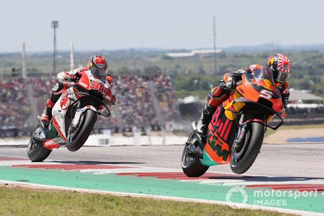 """Johann Zarco, Red Bull KTM Factory Racing <span class=""""copyright"""">Gold and Goose / Motorsport Images</span>"""