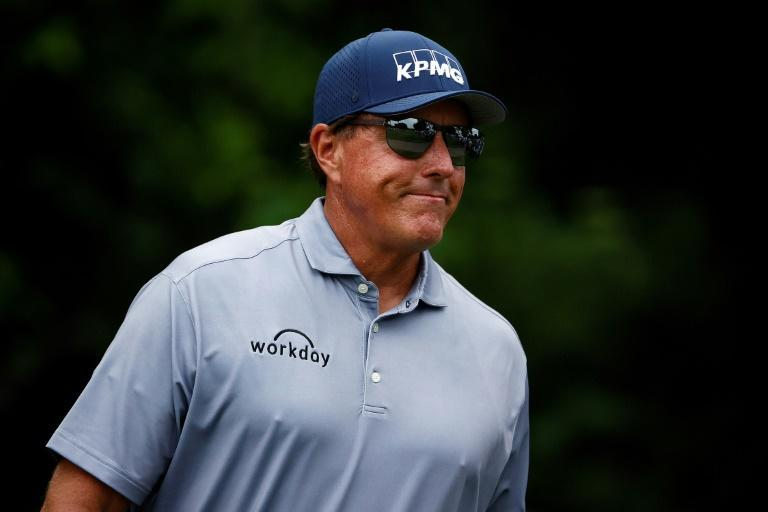 Six-time major winner Phil Mickelson, who won last month's PGA Championship, will try to capture next week's US Open at Torrey Pines to complete a career Grand Slam at age 51