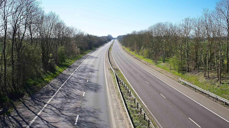 UK drivers lower average mileages
