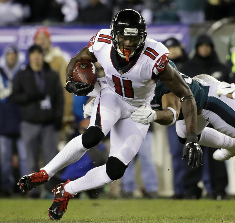 01dcfdb5169 Falcons WR Julio Jones will report to training camp