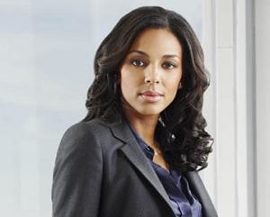 Exclusive: White Collar's Marsha Thomason to Get Things Cooking on Men at Work