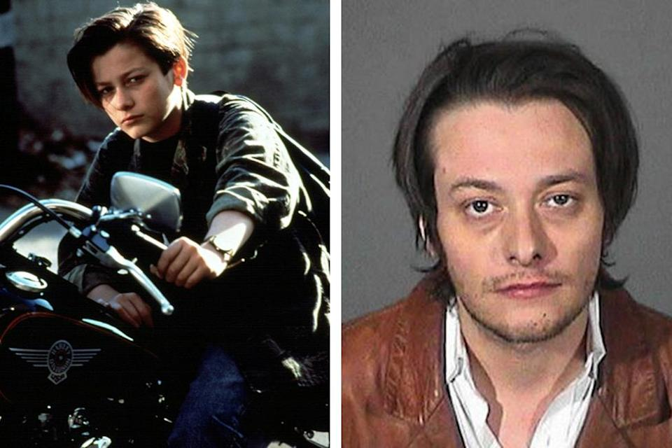 "<p>Plucked from obscurity by James Cameron to play a young John Connor in 'Terminator 2: Judgment Day', Furlong, now 37, has battled serious drug addiction for years, as well as being arrested several times for domestic abuse.</p><p>He has previously failed to pay child support for his son Ethan, telling the court he was ""broke"", as well as serving 61 days in prison for violating his parole. Having been fired from movies because of his legal problems, his acting career has essentially derailed.</p>"