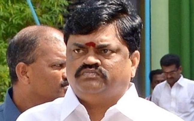 <p>In a shocking revelation, Tamil Nadu Dairy Minister Rajendra Balaji said on Friday that there were close to 40 MLAs in DMK, who were  sleeper cells for AIADMK's Palaniswami faction and would support EPS in  the event of a floor test.</p>