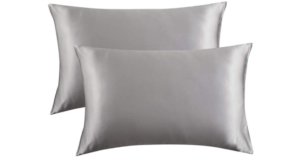 Bedsure Satin Pillowcase for Hair and Skin (Photo: Amazon)