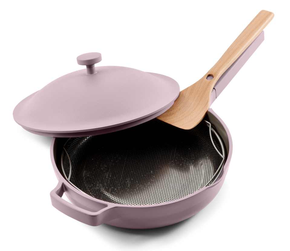 The Always Pan from Our Place in the new lavender colourway