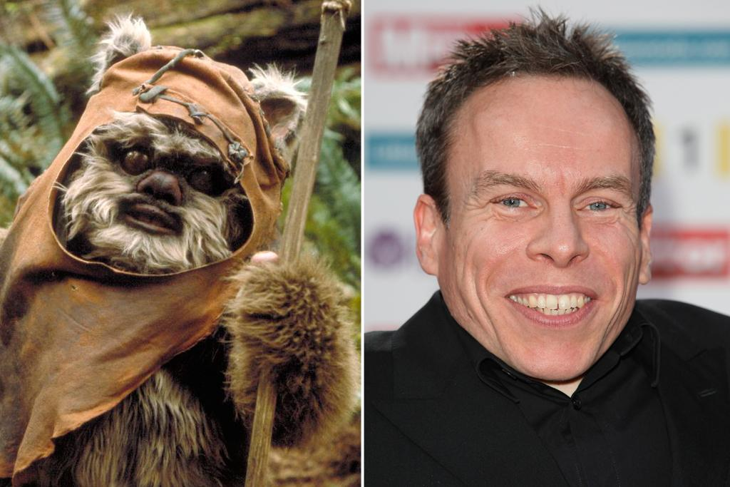 """Warwick Davis – Wicket<br><br>When he was 11 years old, the 2-foot-11 Davis successfully tried out for an extra role in """"Return of the Jedi."""" After R2-D2 actor Kenny Baker, who was originally slotted to play Wicket, fell ill, Davis was given the part and earned his first acting credit. From there, Davis would go on to become one of the most successful little people in acting history. Aside from reprising the role of Wicket for several children's TV shows, Davis also starred in """"Labyrinth"""" (1986) and """"Willow"""" (1988) before taking on two roles in two extremely popular franchises: As the title character in """"Leprechaun"""" (1993) and all its straight-to-video sequels, as well as Hogwarts professor Filius Flitwick in every big-budget installment of the """"Harry Potter"""" series. And even though he's a busy man, he still found time to appear in """"The Phantom Menace"""" as Wald, a Pod Race spectator, and a Mos Espa citizen."""