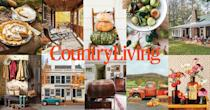 <p>Greetings from the country! If you haven't picked up an issue of <em>Country Living</em> in a while, we wanted you to be the first to know about some of the changes we've introduced. Consider this a fall road trip through the issue.</p>