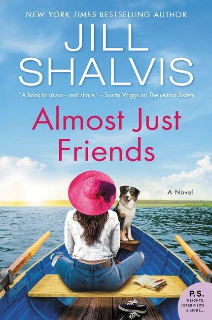 """""""Almost Just Friends,"""" by Jill Shalvis."""