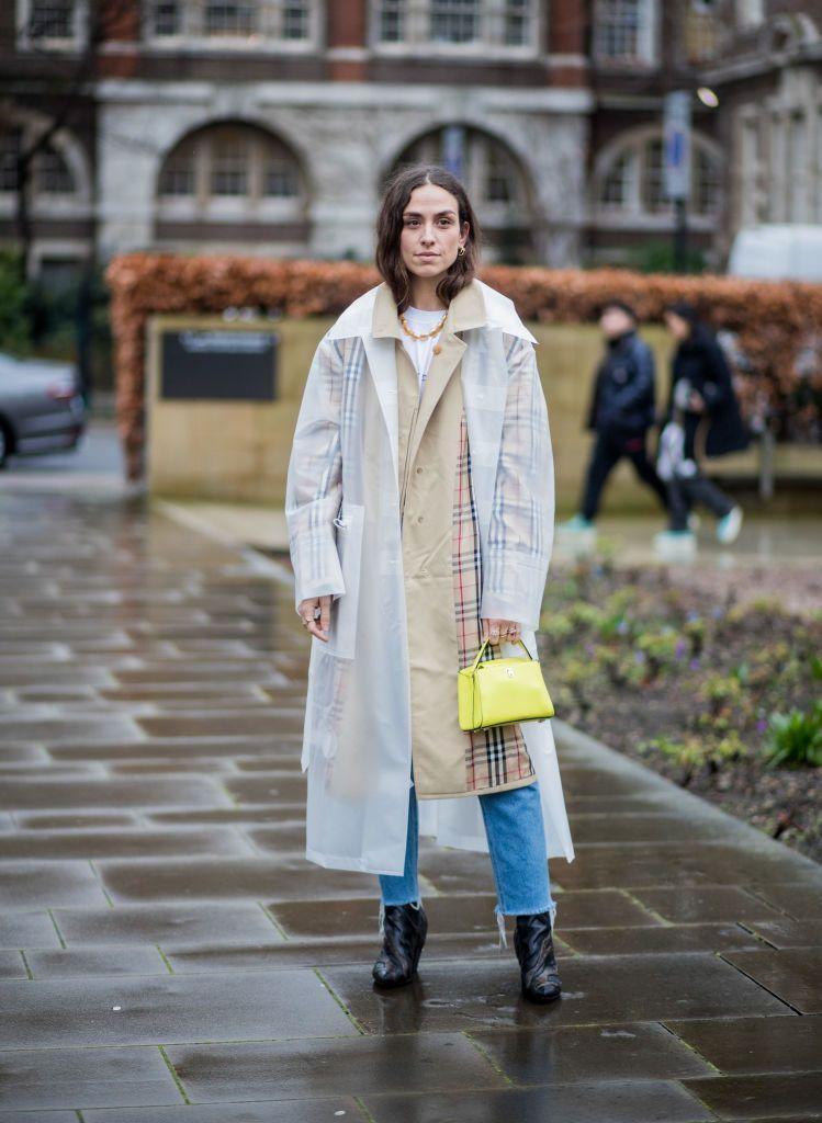 <p>When it comes to raincoats, finding a chic style that's actually waterproof as opposed to just water-resistant can be challenging. In order to keep fully dry you often have to opt for a highly technical, hiking-type coat but what happens if you want something that ticks both the practical and stylish box? Thankfully it's possible.</p><p>When selecting a coat to properly protect you against the elements, there's a few key things to consider. You should always opt for waterproof over water-resistant, you should select breathable fabric so that your body heat isn't trapped and longer styles that aren't ultra cropped are always better suited to a downpour.</p><p>After much research, here's our edit of the best raincoats that ticks all of these boxes without sacrificing on style.</p>