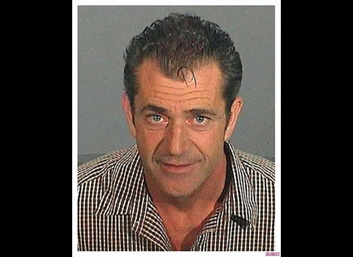 """The actor was pulled over on California's Pacific Coast Highway on July 28, 2006 for speeding, but ended up being <a href=""""http://www.tmz.com/2006/07/28/exclusive-mel-gibson-busted-for-dui/"""" target=""""_hplink"""">busted for a DUI</a>."""