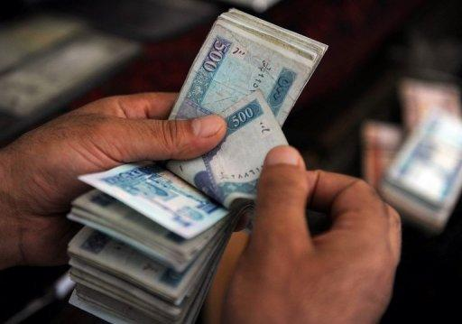 Half of all Afghans paid bribes in 2012: UN report