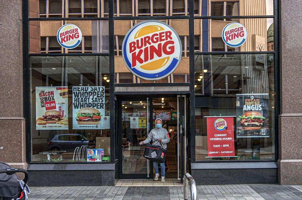"""<p>If you want a Whopper this winter, <a href=""""https://BurgerKing.com"""" rel=""""nofollow noopener"""" target=""""_blank"""" data-ylk=""""slk:Burger King"""" class=""""link rapid-noclick-resp"""">Burger King</a> has your back at reduced hours on Christmas Day.</p>"""