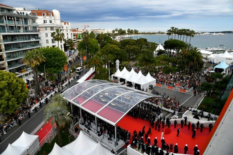 Cannes film festival literally costs the earth, in more ways than one
