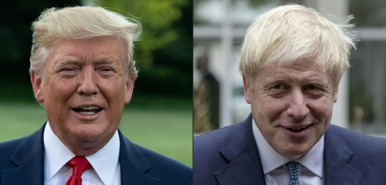 Spitting Image returns with Trump, Johnson in its sights