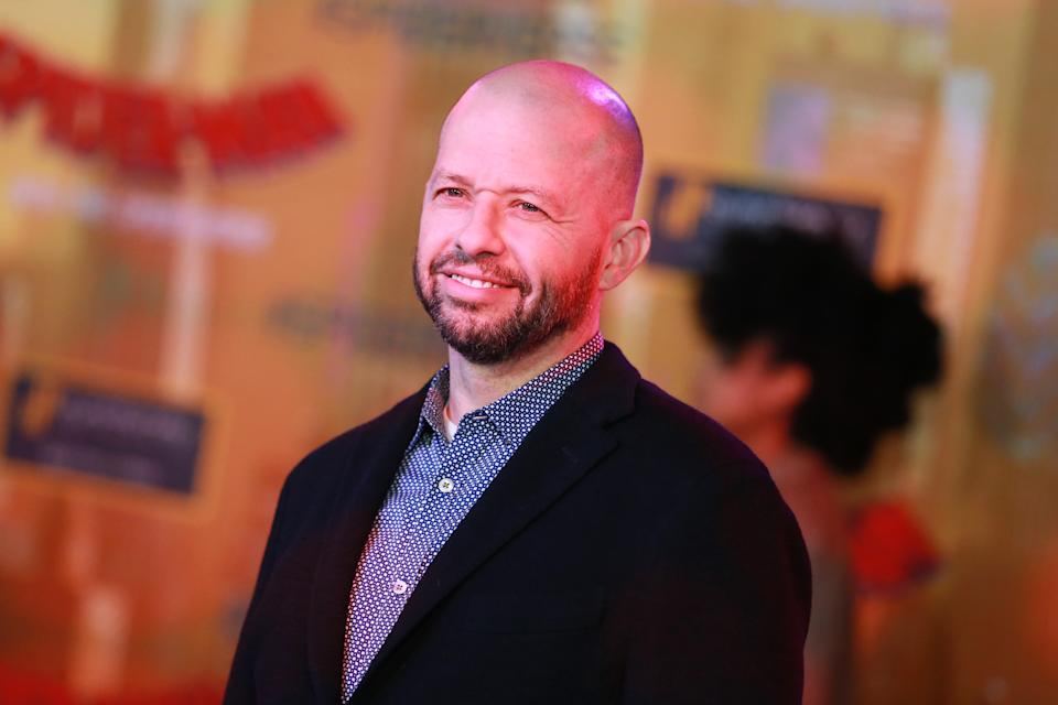 "WESTWOOD, CALIFORNIA - DECEMBER 01: Jon Cryer attends World Premiere Of Sony Pictures Animation And Marvel's ""Spider-Man: Into The Spider-Verse""  at Regency Village Theatre on December 01, 2018 in Westwood, California. (Photo by Leon Bennett/WireImage)"