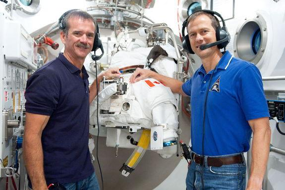 Astronaut Research Holds Promise for Aging Treatments on the Ground