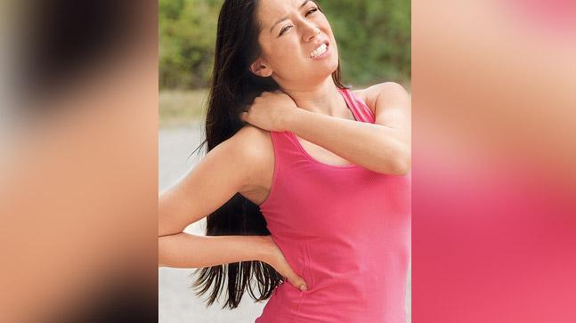 Youngsters are going for physiotherapy due to neck/backaches because of poor posture and lack of physical activity.