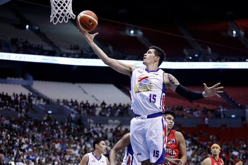 Marc Pingris to miss entire Philippine Cup