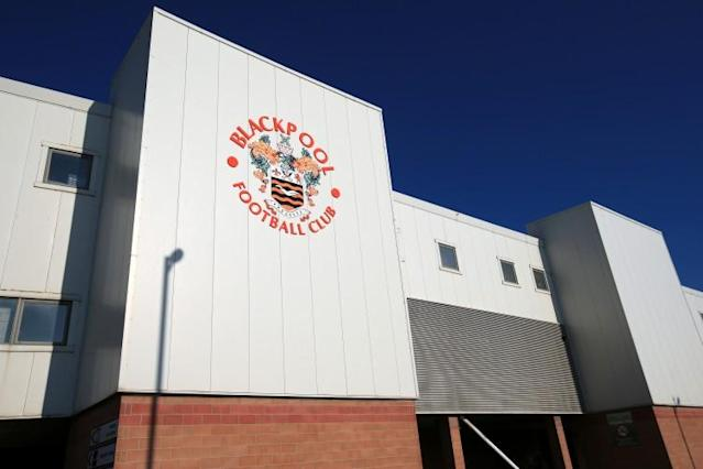 Blackpool shut down Twitter account after calling fans 'a***hole w*****s'