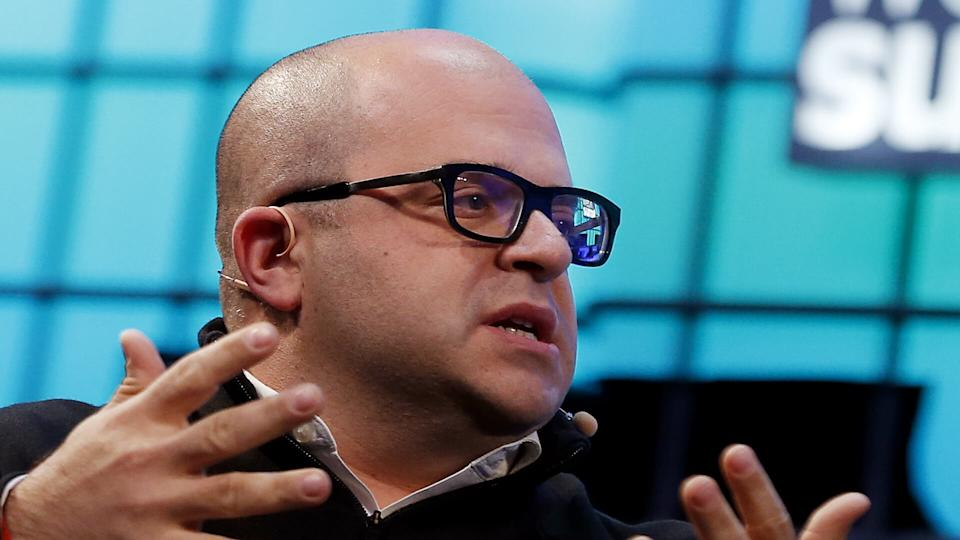 Photo by Tiago Petinga/Epa/REX/Shutterstock Twilio Founder and Ceo Jeff Lawson During the Second Day of the Web Summit in Lisbon Portugal 08 November 2016 the Web Summit Runs From 07 Until 10 November 2016 Portugal LisbonPortugal Web Summit - Nov 2016.